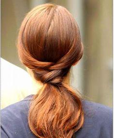 Lara Fotos Como fazer o penteado da Blair da nova temporada | Lara Fotos