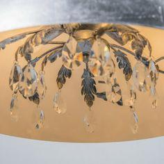 klassiek of industrieel? Hanglamp Magna 60 Deluxe bladzilver - Lampenlicht.be