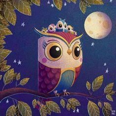 """Owls ~"""""""