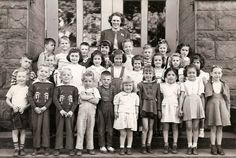 kindergarten in the 1960s | Beall Ave Kindergarten [Class of 1960 Wooster High]