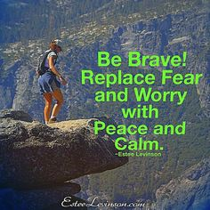 When we are in a constant state of worry and fear, it will deplete our vitality to the level that it may interfere with our daily life.  This emotional state of being, stems from our inability to be aware of the big picture; We tend to interpret events and situations in a partial or distorted way.   http://positivemindfulnessnow.blogspot.com/2016/09/be-brave-replace-fear-and-worry-with.html  #love #coaching #peace #fear #hope #relationship #quotes #happiness #life #change #lifestyle #tips