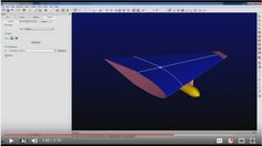 In this video we demonstrate how to examine the u,v parameterization of a surface in Pointwise. The u,v examine metric can be used to identify surface discontinuities and poor parameterization that may cause issues while surface meshing.