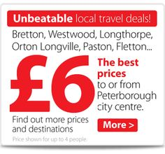 Our Peterborough to Luton airport pick and drop drop services run throughout the day and night with affordable rates.