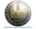 Germania - 2 Euro, Federal state of Saarland, 2009