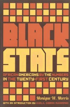 Black stats : African Americans by the numbers in the twenty-first century by Monique W. Morris (1/28)