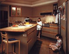 BE COOL, BE BITCH, BE BATS: JEFF WALL // Les chemins tortueux