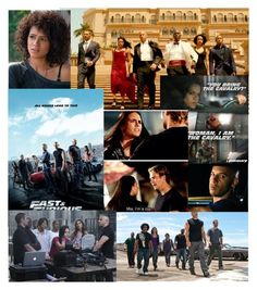 """""""Furious 7"""" by angelforever-withoutanydoubt ❤ liked on Polyvore featuring art"""