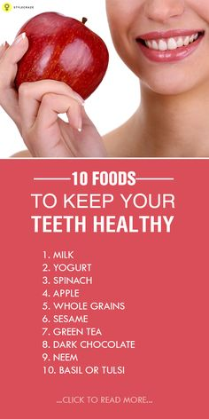 What makes your smile beautiful? What helps you in chewing your food pro… What makes your smile beautiful? What helps you in chewing your food properly? So here is a list of food for healthy teeth that will protect that smile. Teeth Whitening Remedies, Natural Teeth Whitening, Whitening Kit, Dr Oz, Beautiful Teeth, Teeth Care, Healthy Teeth, Healthy Foods, Natural Home Remedies
