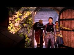 """A Dragon Age Sex Scene That's Actually Pretty Great; """"I cannot move my legs"""" lol"""