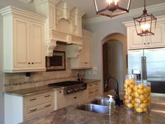 Kitchen Gallery - Greensboro Custom Cabinets, Kitchen Design, Bathroom Design - Distinctive Designs