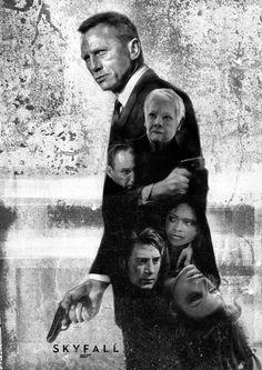 James Bond - Skyfall - dang I wann see this! James Bond Skyfall, James Bond Movies, Javier Bardem, Daniel Craig, Craig 007, Indiana Jones, Iron Man, George Lazenby, Timothy Dalton