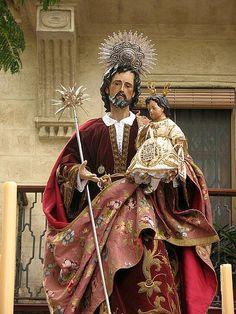 Foros de ISLA PASIÓN - Imágenes del Bendito Patriarca Señor San José - Arte