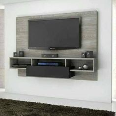 10 Ideas para muebles de TV que querrás tener hoy mismo en casa – Manos a la Obra