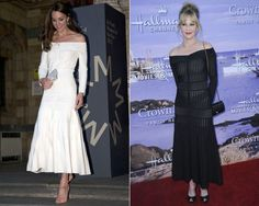 #FashionBattle Royal: #HerzoginKate vs. #MelanieGriffith