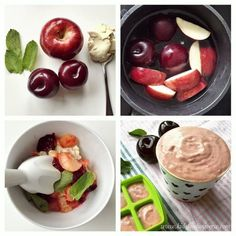 Tasty baby food recipes (several are no cook)(read)