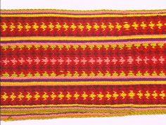 Tablet Weaving, Belts, Embroidery, Blanket, Band, Crochet, Needlepoint, Sash, Ganchillo