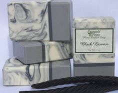 Cucumber Melon Handmade Artisan Soap by SagegoldSoaps on Etsy