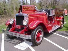 1929 American LaFrance Master Series Pumper