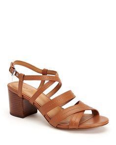 f88abda9c COACH Terri Sandals Shoes - Sandals - Bloomingdale s