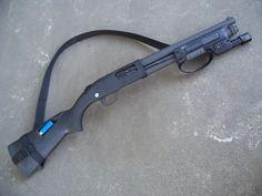 Short Barrel Shotgun