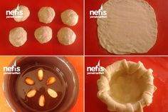 Porsiyonluk Perde Pilavı – Nefis Yemek Tarifleri