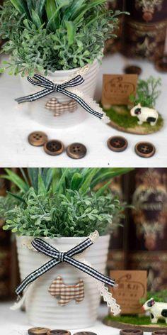 Fashionable 17 cm sunflower bonsai garden, ZAKKA style making artificial bonsai