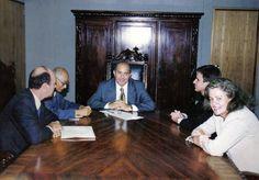 Ministro Eliseu Padilha e Deputado Eduardo Paes Transportation