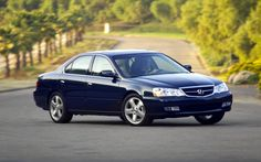 Acura TL Type S Acura TL Type S 2003 – Top Car Magazine