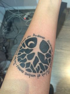 #tattoo #lifetree #armtattoo #quotes #moon