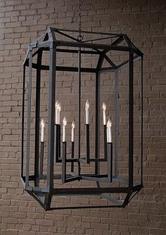 Solaria Lighting Hector Lantern. Free shipping from Interior HomeScapes. #interiorhomescapes #lantern #lighting #home #decor #design #solaria