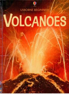 Usborne Beginners - Volcanoes - Early Reader - Paperback - S/Hand