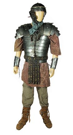 Complete Roman Soldier Costume Armour
