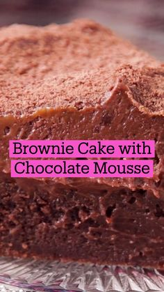Sweet Desserts, Just Desserts, Sweet Recipes, Mexican Desserts, Fun Baking Recipes, Dessert Recipes, Cooking Recipes, Healthy Cake Recipes, Brownie Recipes