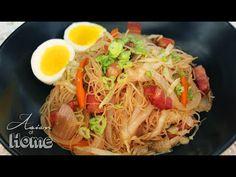 Bacon Pancit Recipe & Video - Seonkyoung Longest