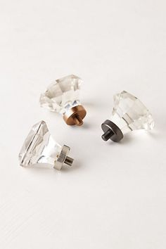 Victoriana Glass Finials - anthropologie.com #anthrofave
