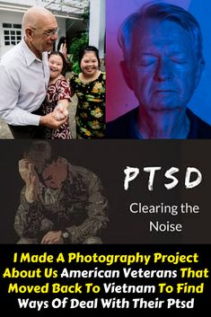 I Made A Photography Project About Us American Veterans That Moved Back To Vietnam To Find Ways Of Deal With Their Ptsd North Vietnamese Army, Forgetting The Past, American Fighter, American Veterans, South Vietnam, Vietnam Veterans Memorial, Photo Projects, Photography Projects, Ptsd