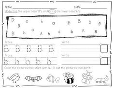 NOW I KNOW MY ABCS! {A-Z PRACTICE PAGES} - TeachersPayTeachers.com