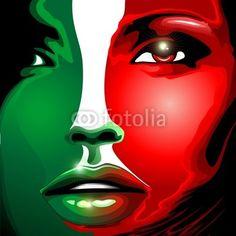 Italian Life, Italian Style, Italian Women Quotes, Father Images, Warrior Drawing, Walpaper Iphone, Football Girls, Flag Art, Venice Italy