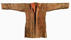 Согдианское платье
