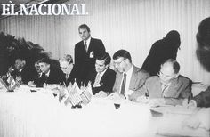 Organización de Países Exportadores de Petróleo (OPEP): fundado el 09 de agosto de 1960 en el Medio Oriente, los países fundadores fueron: Arabia Saudita, Irak, Iran, Kueit y Venezuela. (ARCHIVO EL NACIONAL)