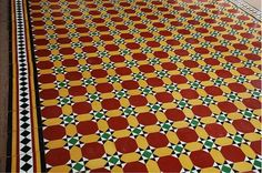 Athangudi tiles, a permanent lovely carpet