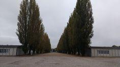 """Foi em Dachau, uma pequena cidade a 20 minutos de Munique, em que foi projetado e executado o primeiro campo de concentração nazista, que serviu de """"modelo"""" para os outros, inclusive Auschwitz. Hoje, o lugar é um memorial em homenagem a todos os que sofreram com o regime."""
