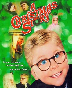 Now that Thanksgiving is over, it's totally appropriate to start playing A Christmas Story] on repeat! Watch it and other classics On Demand
