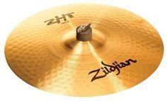 Zildjian ZHT 16-Inch Fast Crash Cymbal by Zildjian. $117.23. Traditional Finish