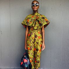 Givenchy, Hood By Air, and Public School Bring Out a Print-Chic Set of Fashion Week Showgoers