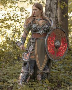 Viking Cosplay, Cosplay Characters, Cosplay Tutorial, Fantasy Costumes, Larp, Vikings, Wonder Woman, Dance, Superhero