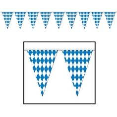 It's the perfect decoration for any outdoor or indoor Oktoberfest.