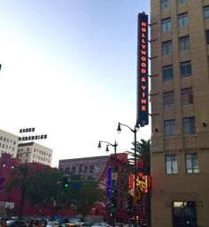 The historic corner of Hollywood and Vine is now home to hot hotels and restaurants.