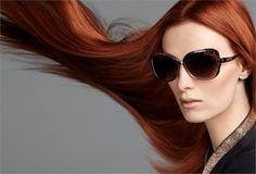 Redheads RULE Karen Elson for Roberto Cavalli