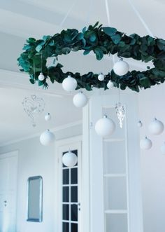 åpent hus: Oppheng(t) i jul / Hooked on Christmas